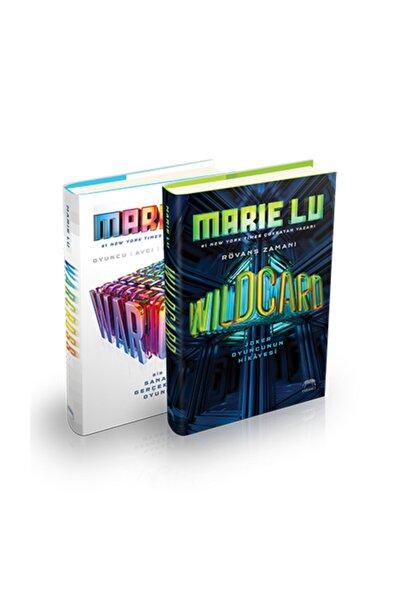 Yabancı Yayınevi Marie Lu Seti