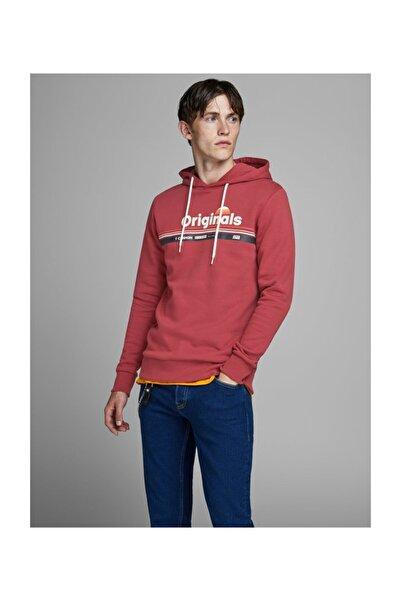 Jack & Jones Sweatshirt - Wilmer Originals Sweat Hood Sts 12160123