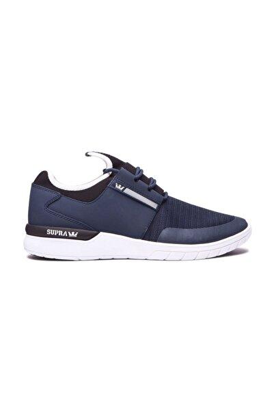 Supra Flow Run Navy White Ayakkabı