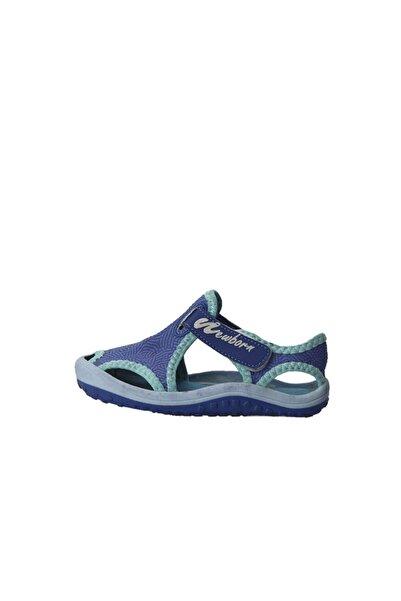 Newborn Çocuk Lacivert Sandalet