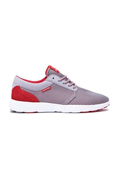 Supra Hammer Run Grey Red Ayakkabı