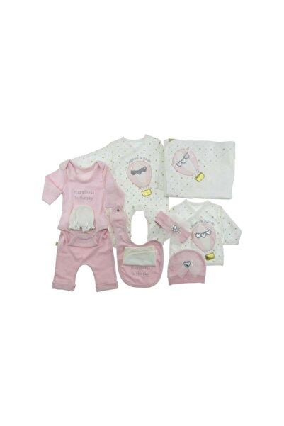 Eda Baby Balonlu 10'lu Hastane Çıkışı Pembe 5432