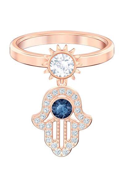 Swarovski Yüzük Swa Symbol:Ring Charms Mont/Cry/Ros 58 5515442