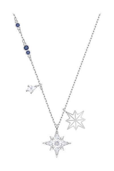 Swarovski Kolye Swa Symbol:Pendant Star Czwh/Rhs 5511404