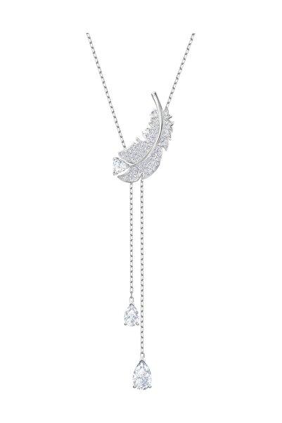 Swarovski Kolye Nice:Necklace Y Czwh/Rhs 5493397