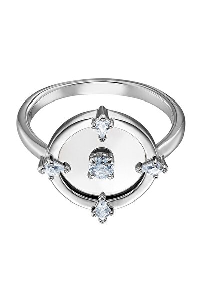 Swarovski Yüzük North:Ring Glass Czwh/Rhs 52 5515033
