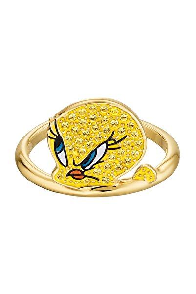 Swarovski Yüzük Looney Tunes:Ring Tweety Ltop/Gos 52 5514965