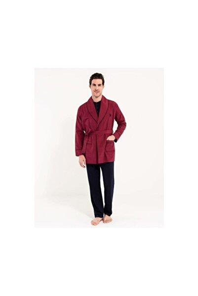 U.S. Polo Assn. U.s. Polo 12000 Kutulu Çeyizlik 5 Li Erkek Pijama Takım Seti