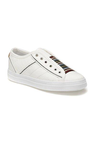 Butigo Beyaz Kadın Ayakkabı 000000000100406987