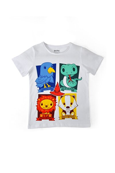 Dogo Hogwarts Club Icons - Harry Potter Çocuk T-shirt