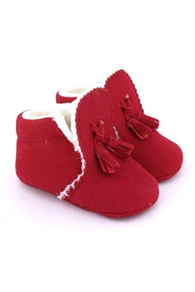 Funny Baby Püsküllü Bebek Ayakkabı