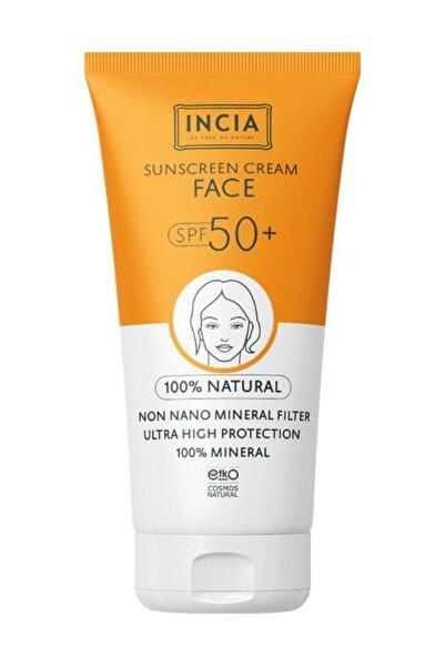 Sunscreen Yüz İçin Güneş Kremi 50 ml