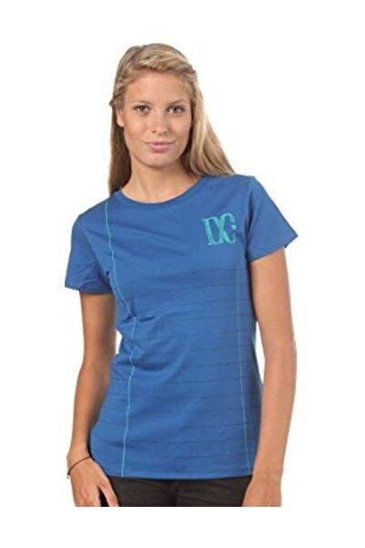 DC Mead Tee Classic Blue Kadın Tişört