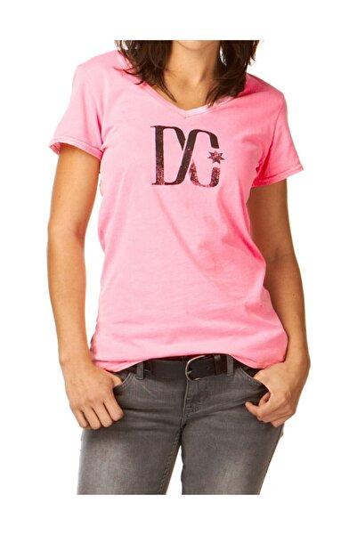 DC Marble Tee Candy Kadın Tişört