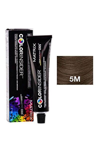 Matrix Color Insider Saç Boyası 5m/5,8-light Brown Mocha