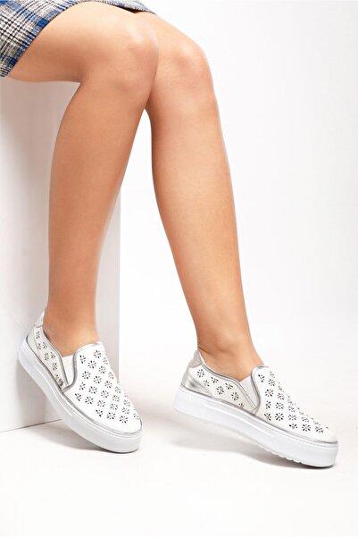Ferre Kadın Günlük Ayakkabı Beyaz