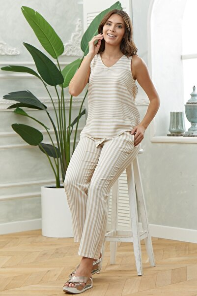 Kadın Blanca Pijama Takımı-08819