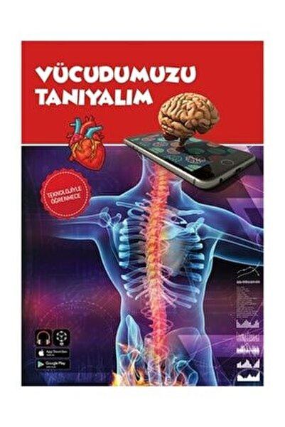 Vücudumuzu Tanıyalım 4d Kitap  3 Boyutlu