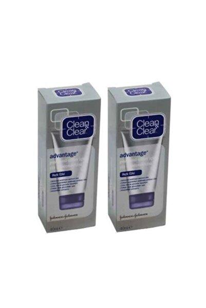 Clean & Clear Advantage Akne Ve Sivilce Engelleyici Krem 40 ml X 2 Adet 4005124141