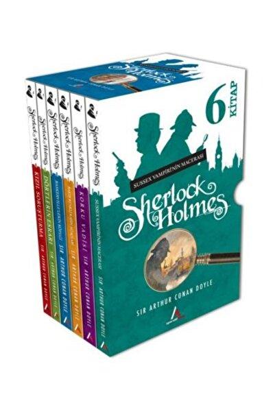 Sherlock Holmes Seti 6 Kitap Set-Kutulu