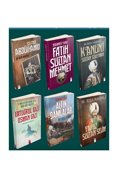 profkitap Osmanlı Tarih Seti 6 Kitap
