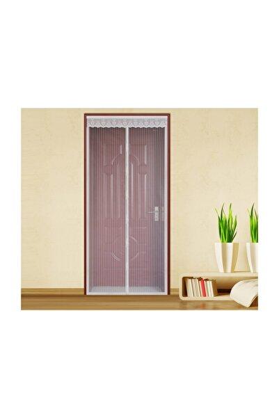 Lorin Manyetik Kapı Sinekliği Beyaz