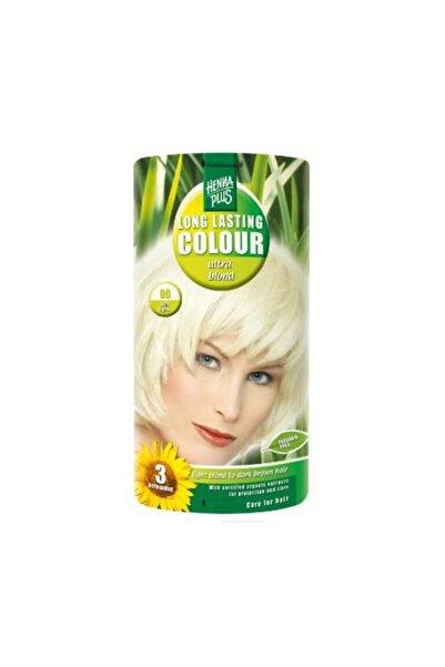 The LifeCo Henna Plus Bitkisel Saç Boyası 00 Ultura Sarı 100 ml