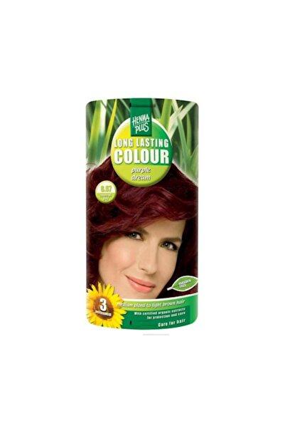 The LifeCo Henna Plus Bitkisel Saç Boyası 6.67 Mor Rüya 100 ml