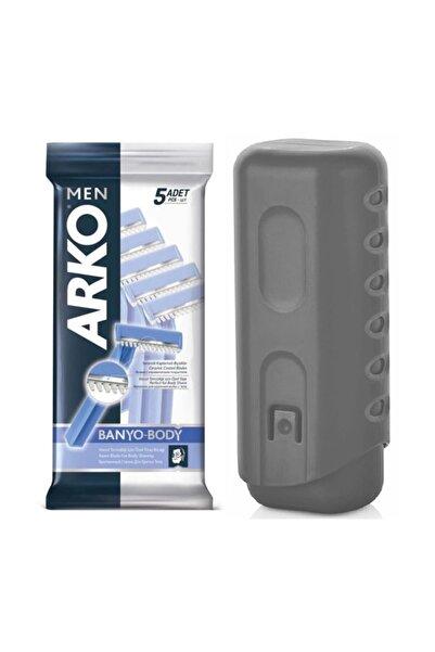 Transformacion Arko 5 Adet Erkek Banyo Bıçağı Özel Kutulu Set 712655