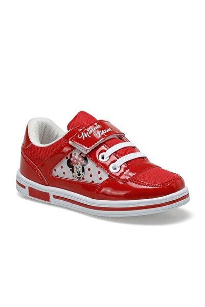 Mickey Mouse Kıttıe Kırmızı Kız Çocuk Sneaker Ayakkabı