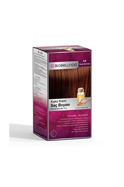 BioBellinda Saç Boyası 6.6 Yoğun Kızıl