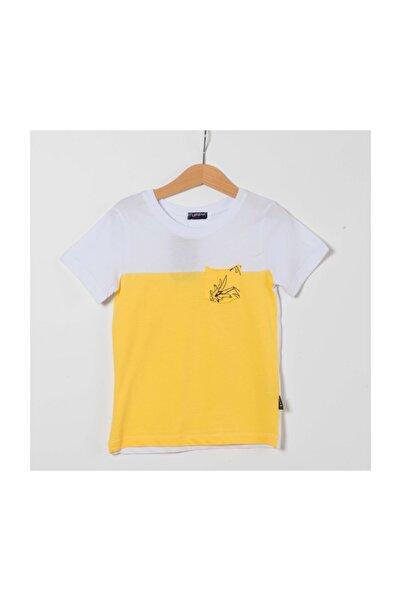 Miss Tuffy Erkek Çocuk T-shirt Gess Boy G19