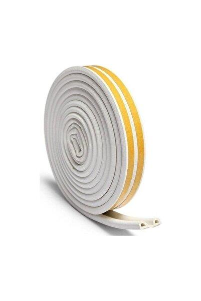 HomeCare Bondit 2'li Kauçuk Kapı Ve Pencere Izolasyon Bandı/fitili 5m X2 (10m) Beyaz