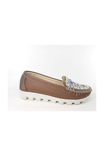 Rozet Ayakkabı Çocuk Babet Ayakkabı 18107