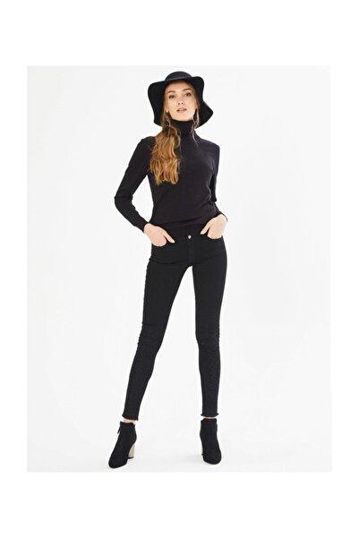 Xint Kadın Siyah Pantolon - 19kb01200532-01