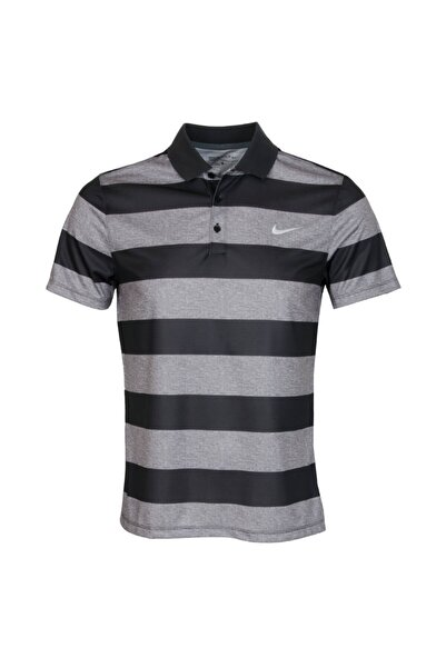 Nike Erkek Gri Victory Bold Polo Yaka T-shirt, Small