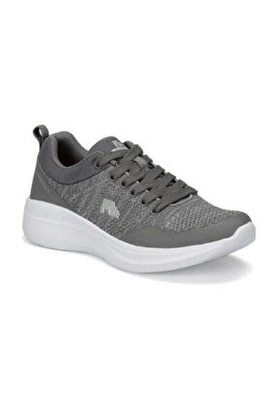 MARTA 9PR Gri Kadın Comfort Ayakkabı