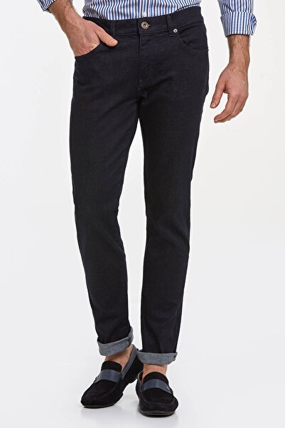 Hemington Indigo Slim Fit Denim Pantolon