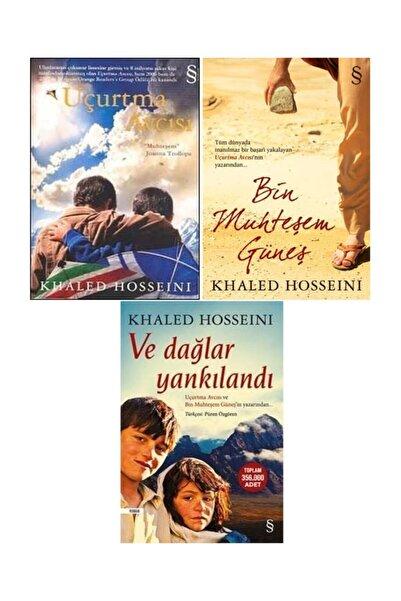 Everest Yayınları Uçurtma Avcısı- Bin Muhteşem Güneş- Ve Dağlar Yankılandı / Khaled Hosseini Seti