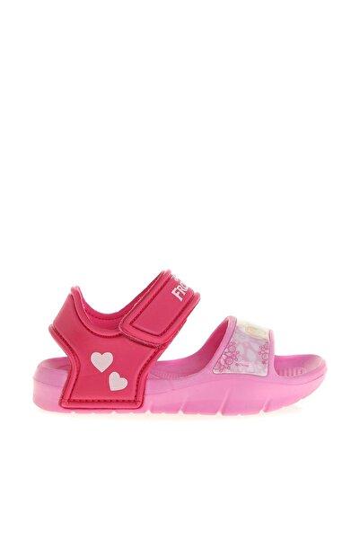 91.SORRY.P Fuşya Kız Çocuk Deniz Ayakkabısı