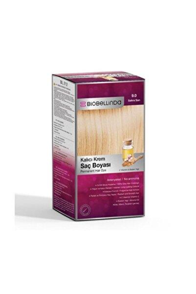 BioBellinda Saç Boyası 9.0 Sahra Sarı