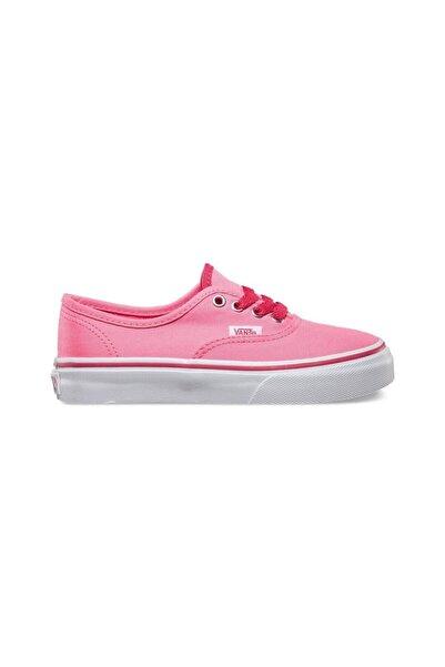 Vans Çocuk Ayakkabısı Authentic Neon Pink
