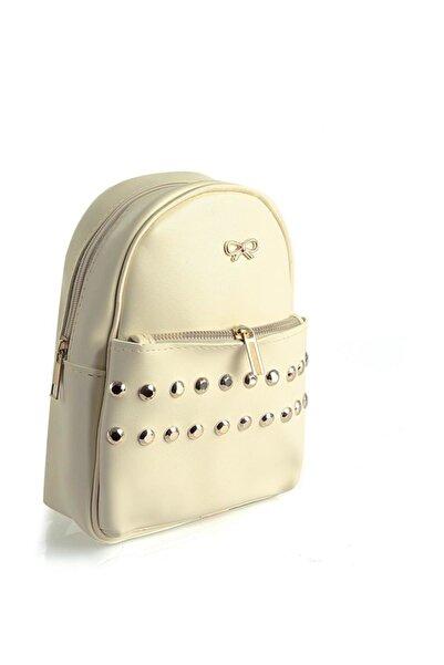 Chicago Polo Krem Kadın Çanta Ts180Kr