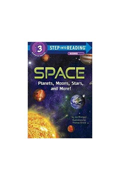 Doğan Egmont Space Planets Moons Stars And More Joe Rhatigan Random House