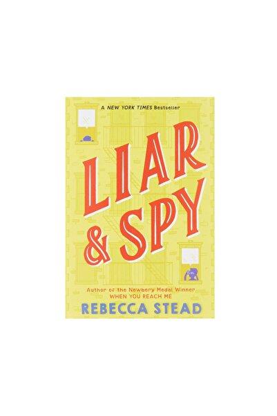 Doğan Egmont Liar And Spy Rebecca Stead Yearling Books