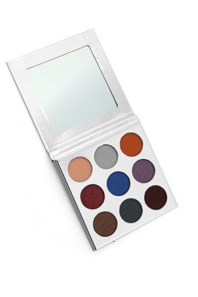 Ocean 9'lu Far Paleti - 9 Pcs Eyeshadow Palette