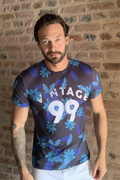 Çok Renkli Erkek  T-Shirt TMNSS20TS1135