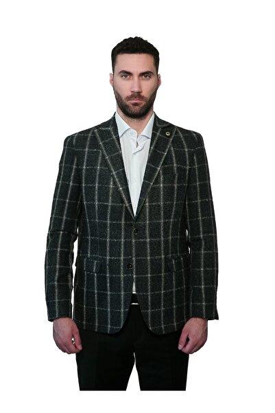 İgs Lacivert Regular Fit Ceket