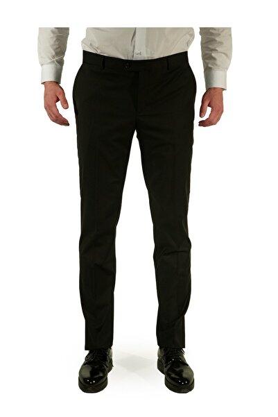 İgs Siyah Slim Fit Pantolon