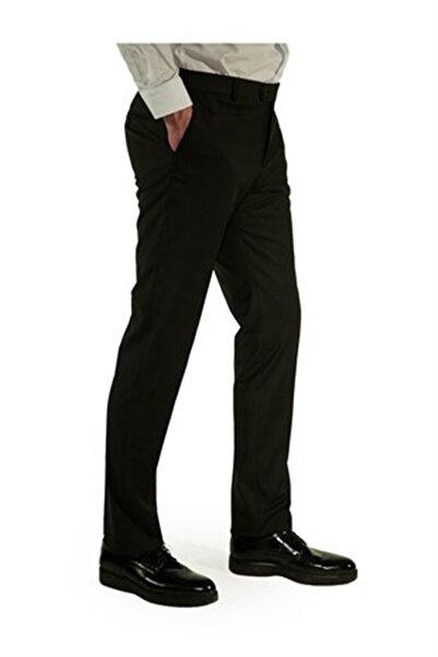 İgs Siyah Regular Fit Pantolon